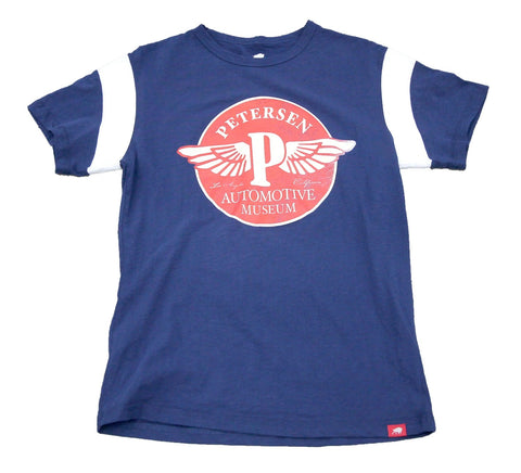 "Petersen Tee - Varsity Flying ""P"" Front Logo"