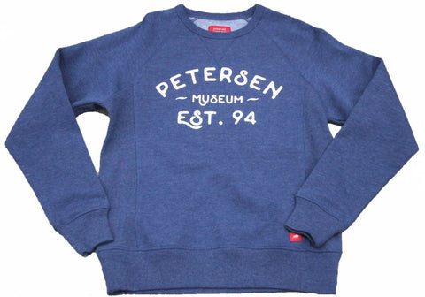 Pete By Petersen - Est 94 Crew Neck