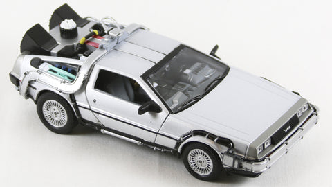 Back to the Future 2 DeLorean