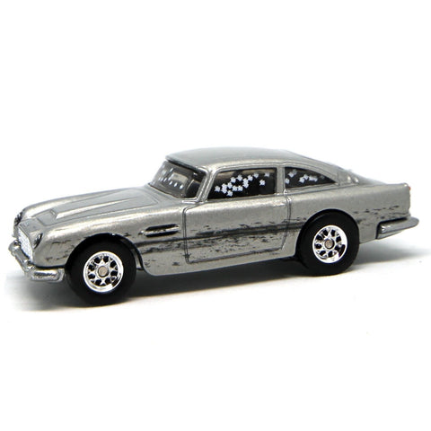 Hot Wheels- 007 Aston Martin DB5