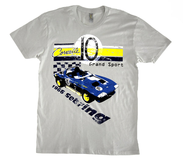 Corvette Grand Sport Tee- Short Sleeve
