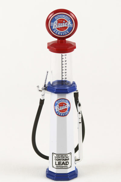 Buick Cylinder Gas Pump 1:18 Scale