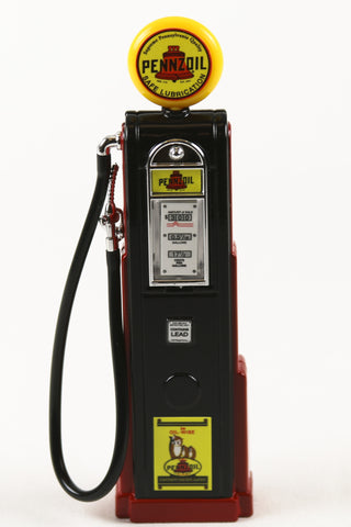 Pennzoil Digital Gas Pump 1:18 Scale
