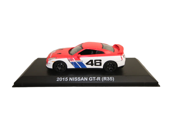 2015 Nissan GT-R (R35) BRE #46 1:43 scale Limited Edition 2300pcs