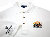 Sponsored Checkered Flag Polo - CF200 Member Exclusive