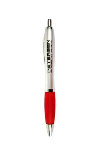 Retractable Petersen Logo Pen