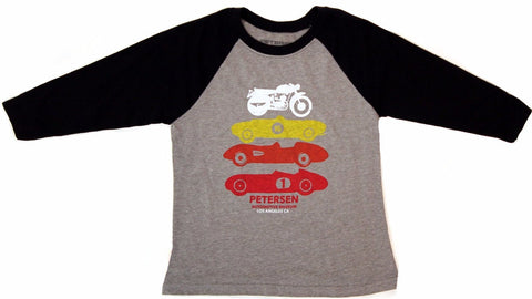Petersen Kids Baseball Tee - Ride On