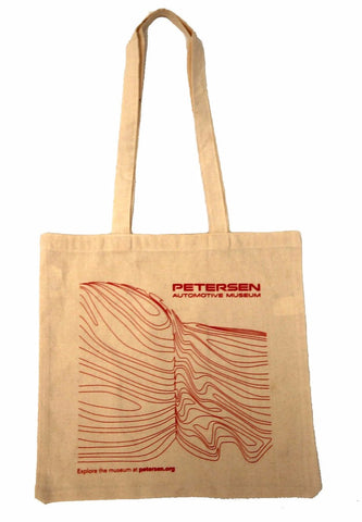 Petersen Tote Bag - Ribbons