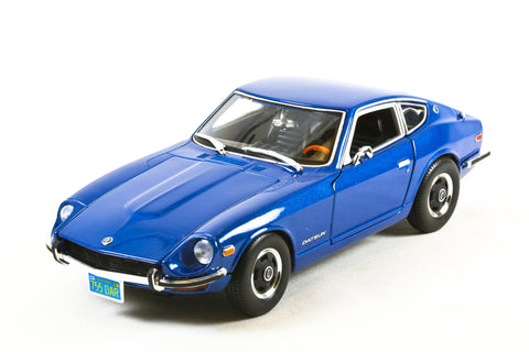 1970 Datsun Blue 240Z 1:18 Scale