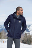 Checkered Flag Men's Blue Jacket- CF200 Member Exclusive