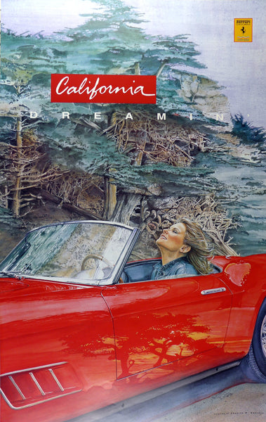 California Dreamin' 1994 Poster