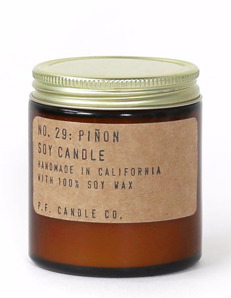 No. 29: Piñon by P.F. Candle Co.