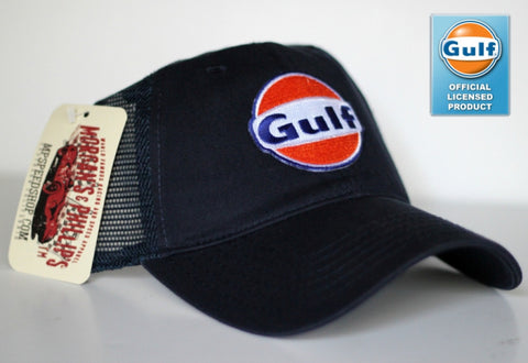 Classic Gulf Trucker Cap by M&P Speed Shop