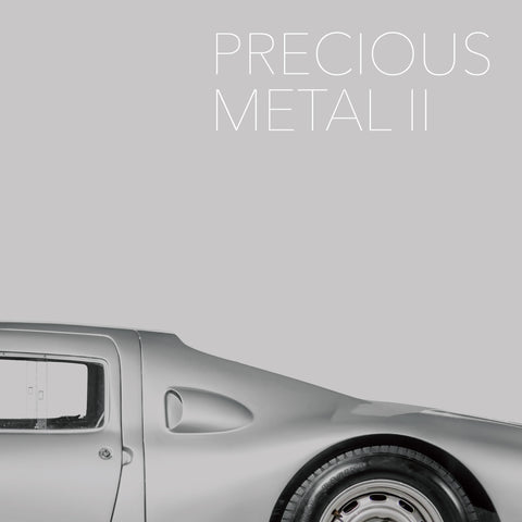 Precious Metal II Exhibit Book