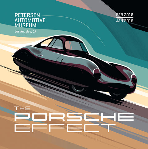 Porsche Effect Exhibit Book - Rennsport Limited Edition