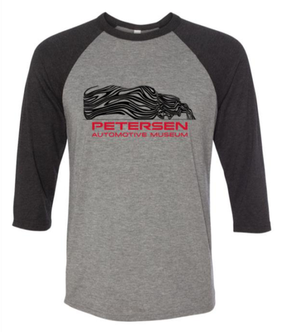 Petersen Baseball Tee - Ribbons