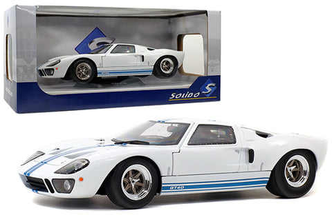 Solido 1968 Ford GT40 MKI Widebody 1:18 Scale