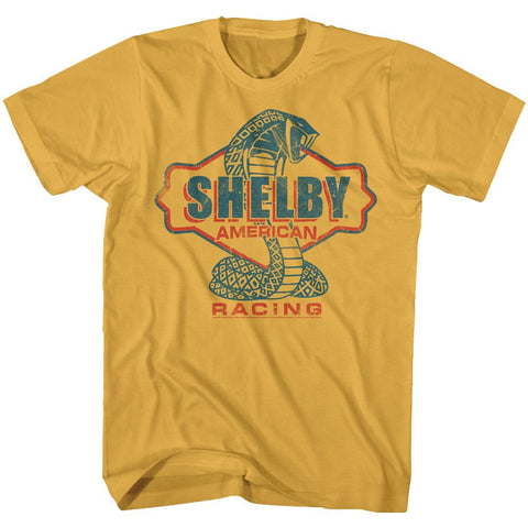 Carroll Shelby Old Sign Tee