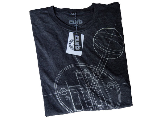 Gated Shifter Tee by Curb