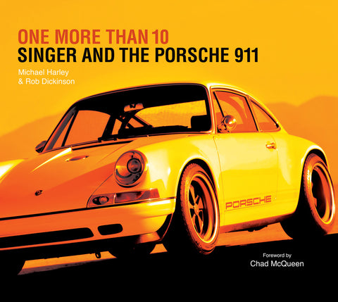 One More Than 10: Singer and the Porsche 911