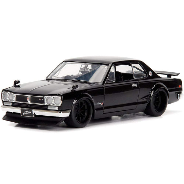 Fast & Furious: Brian's Nissan Skyline 2000 GT-R 1:24 scale
