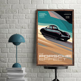 The Porsche Effect - Type 64 Poster