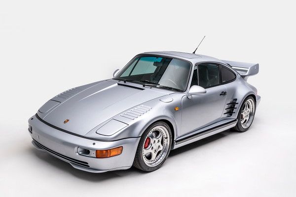Ted 7 Metal Prints - Porsche 964