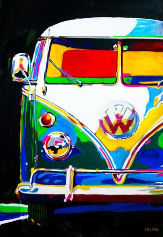 VW Bus Fun