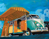 VW Bus Westy