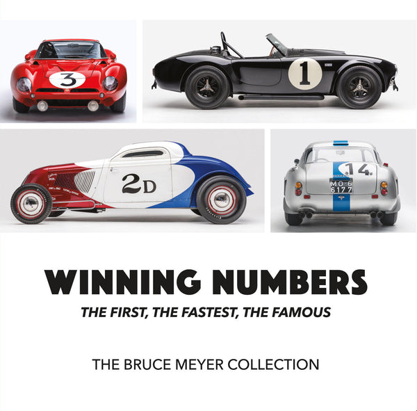 Winning Numbers Exhibit Book