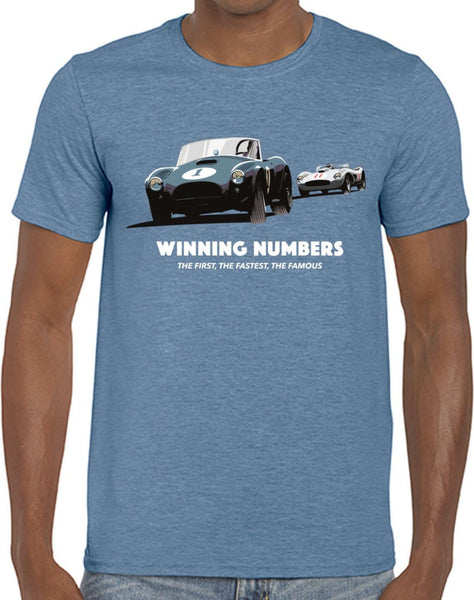 Petersen Tee - Winning Numbers Exhibit
