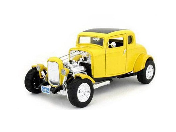 Ford '32 American Graffiti 5-Window Roadster 1:18 Scale