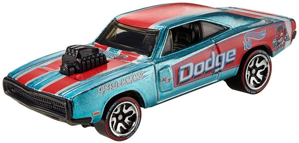 Hot Wheels ID '70 Dodge Charger R/T Die-Cast Car