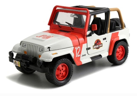 Jurassic World- 1993 Jeep Wrangler