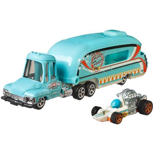 Hot Wheels Super Rigs Vehicle 2-Pack
