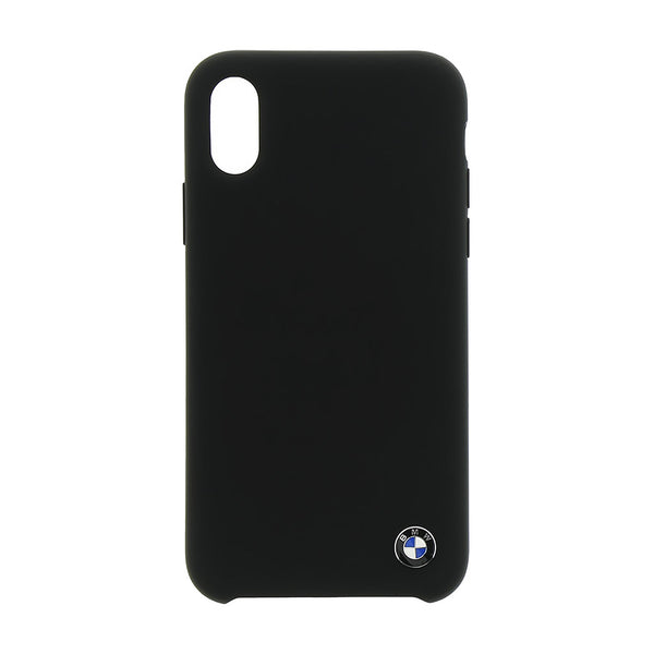 BMW Silicone Case Black for iPhone X