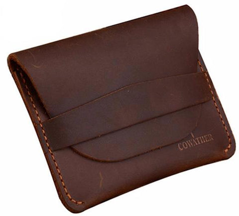 Leather Card Holder Wallet