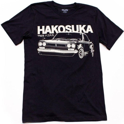 Hakosuka Tee by Curb
