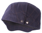 Driving Cap - Windowpane