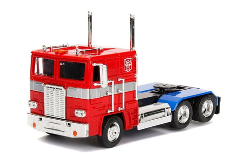 Transformers G1 Optimus Prime 1:24 scale