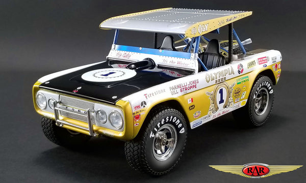 Sold Out- #1 Big Oly Bronco - Parnelli Jones - Baja 1000 Champion
