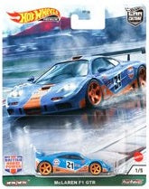 Hot Wheels Car Culture- McLaren F1 GTR 1:64 Scale