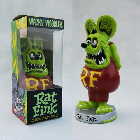 Rat Fink Wacky Wobbler