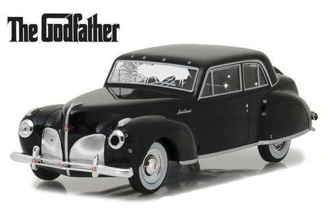 1941 Lincoln Continental w/Bullet Damage The Godfather 1972