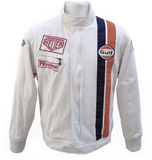Historic Gulf Style Racing Jacket w/ Patches
