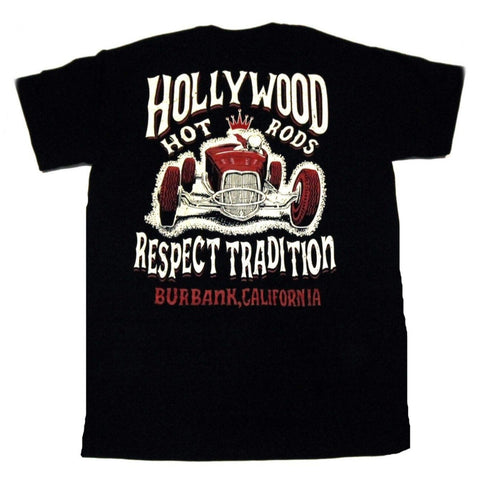 Hollywood Hot Rods - Speed King Tee