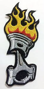 Flame Piston Patch