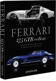 Ferrari 275 GTB #080II Book by Ken Gross