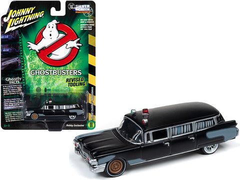 "Johnny Lightning Ghostbusters ""Project Pre-Ecto"" 1:64 Scale Diecast"