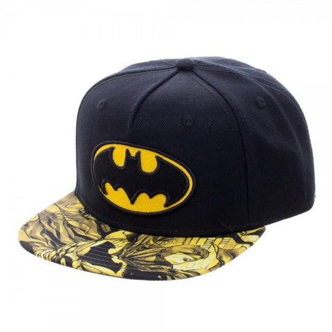 Batman YOUTH Snapback
